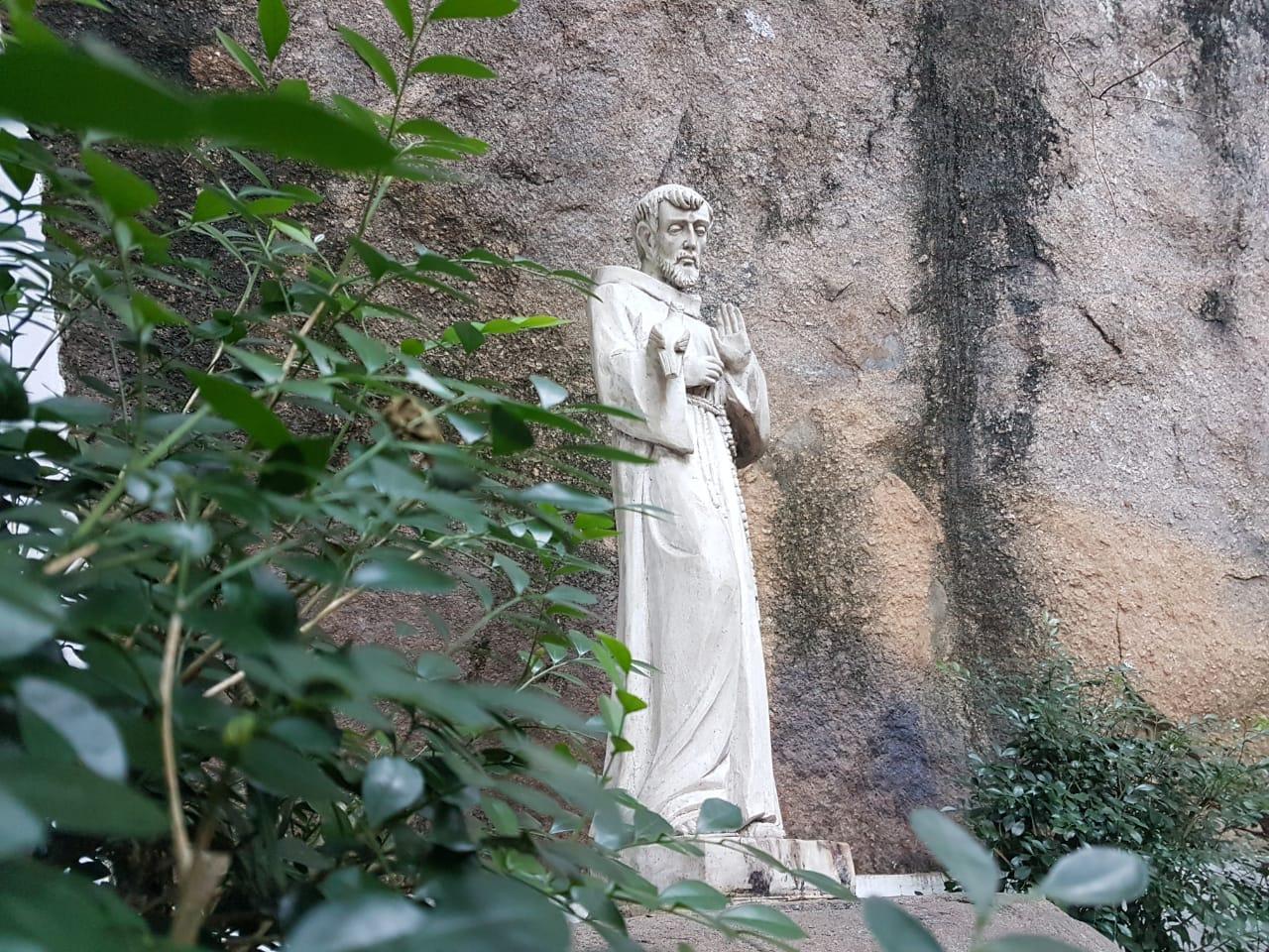 2º dia do retiro dos Frades do Convento na experiência da pandemia