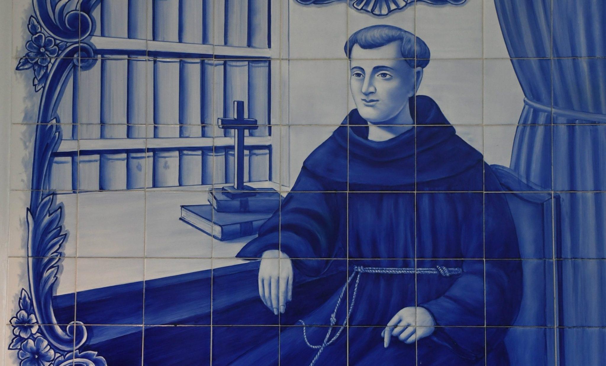 Dia de Santo Antônio de Sant'Ana Galvão, o primeiro santo brasileiro