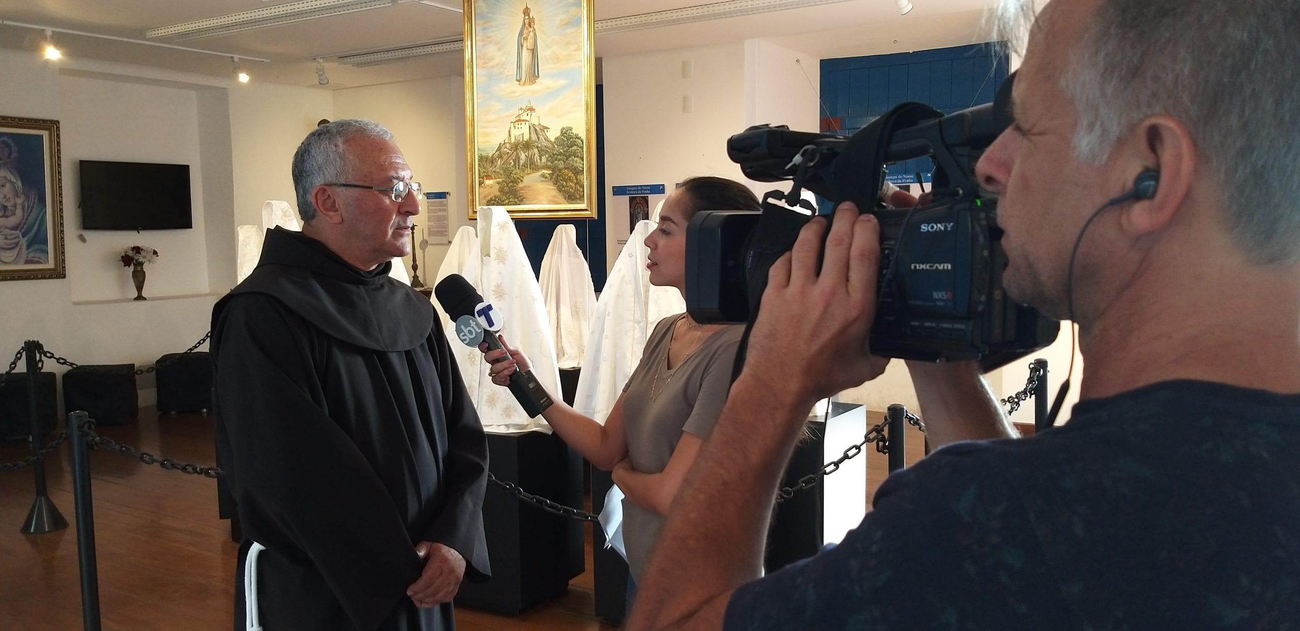 """#tbt da reportagem da TV Tribuna sobre os """"Mantos da Penha"""""""