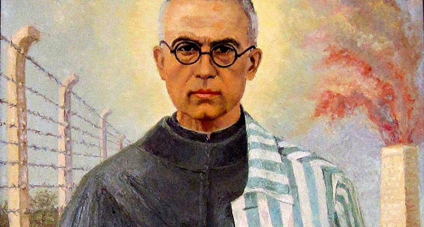 """São Maximiliano Maria Kolbe, o """"Mártir da Caridade"""""""