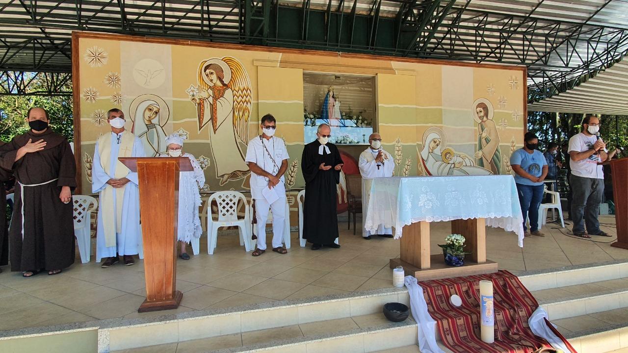#tbt do Pai Nosso dos Mártires no 26º Grito dos Excluídos