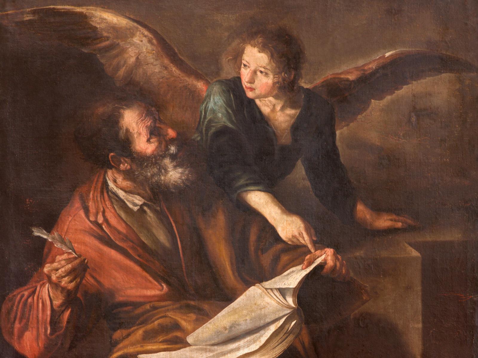 São Mateus, Apóstolo do Senhor e Evangelista