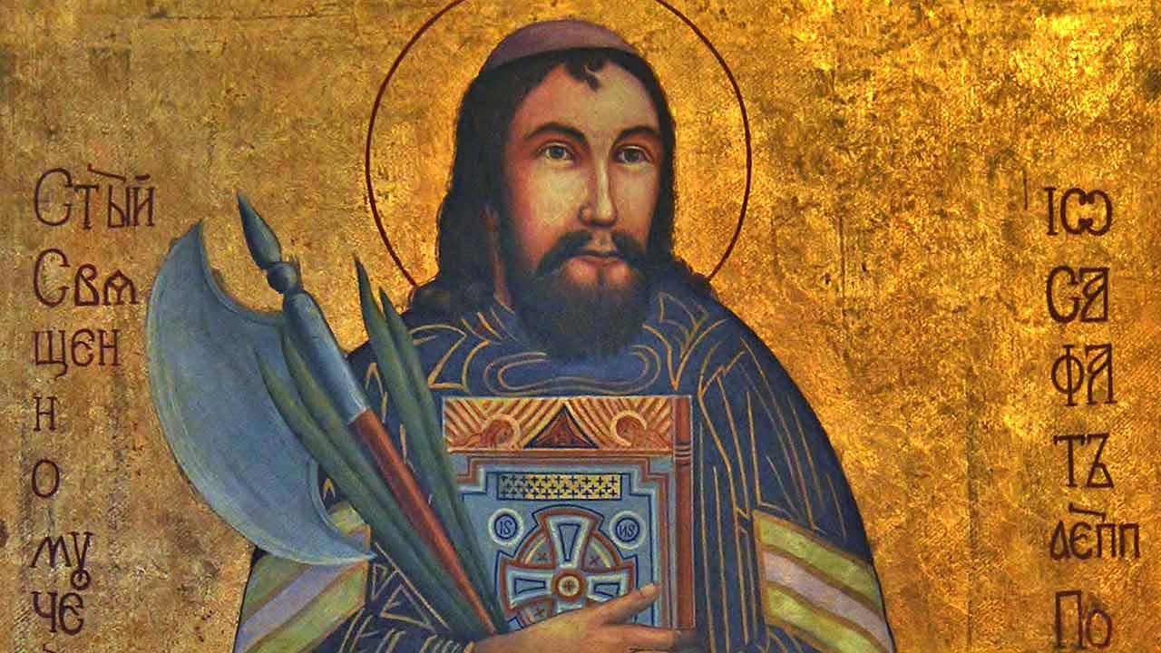 12 de novembro: São Josafá Kuncewycz, padroeiro do Ecumenismo