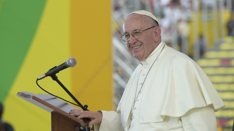 Jovens capixabas participam de encontro online com Papa Francisco