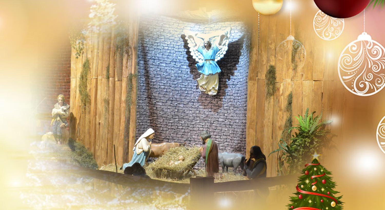 Nova campanha: Belém é aqui, na minha casa é Natal