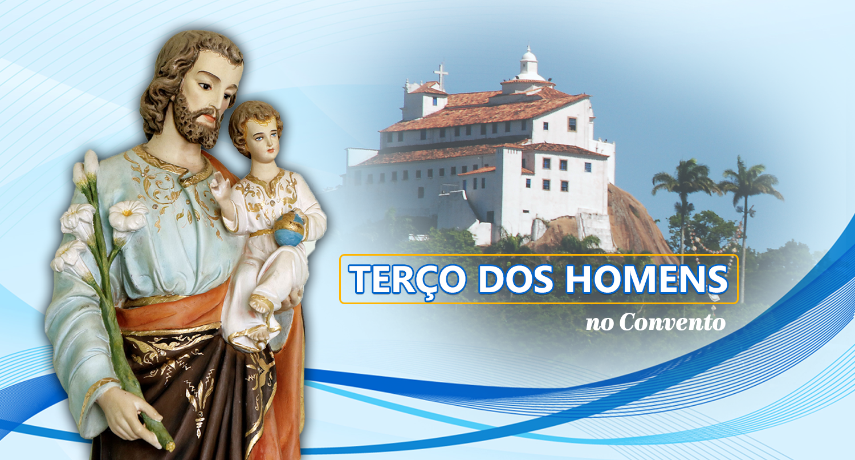 """Paróquias que têm """"São José"""" como padroeiro vão rezar Terço no Convento"""