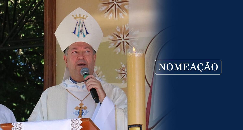 Dom Wladimir Lopes é nomeado bispo da Diocese de Lorena-SP