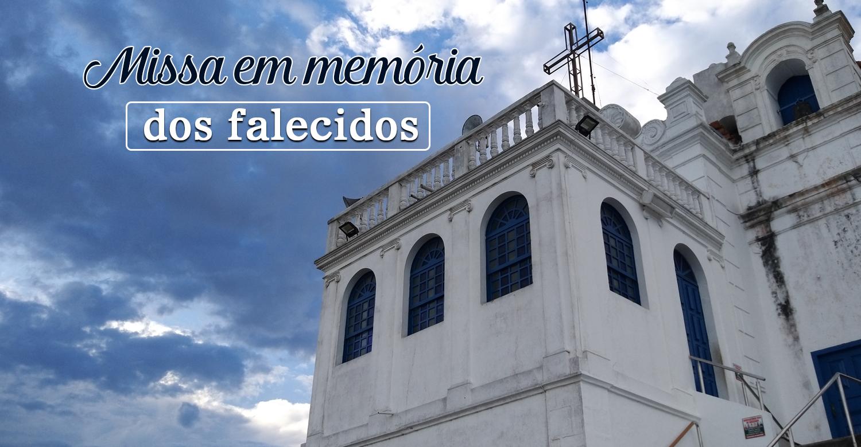 Convento vai recordar falecidos em Missa online