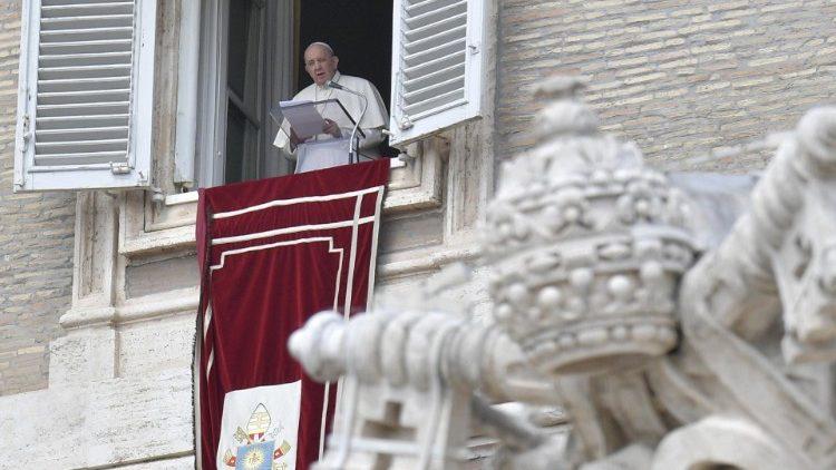 Papa Francisco: não existe um cristianismo à distância