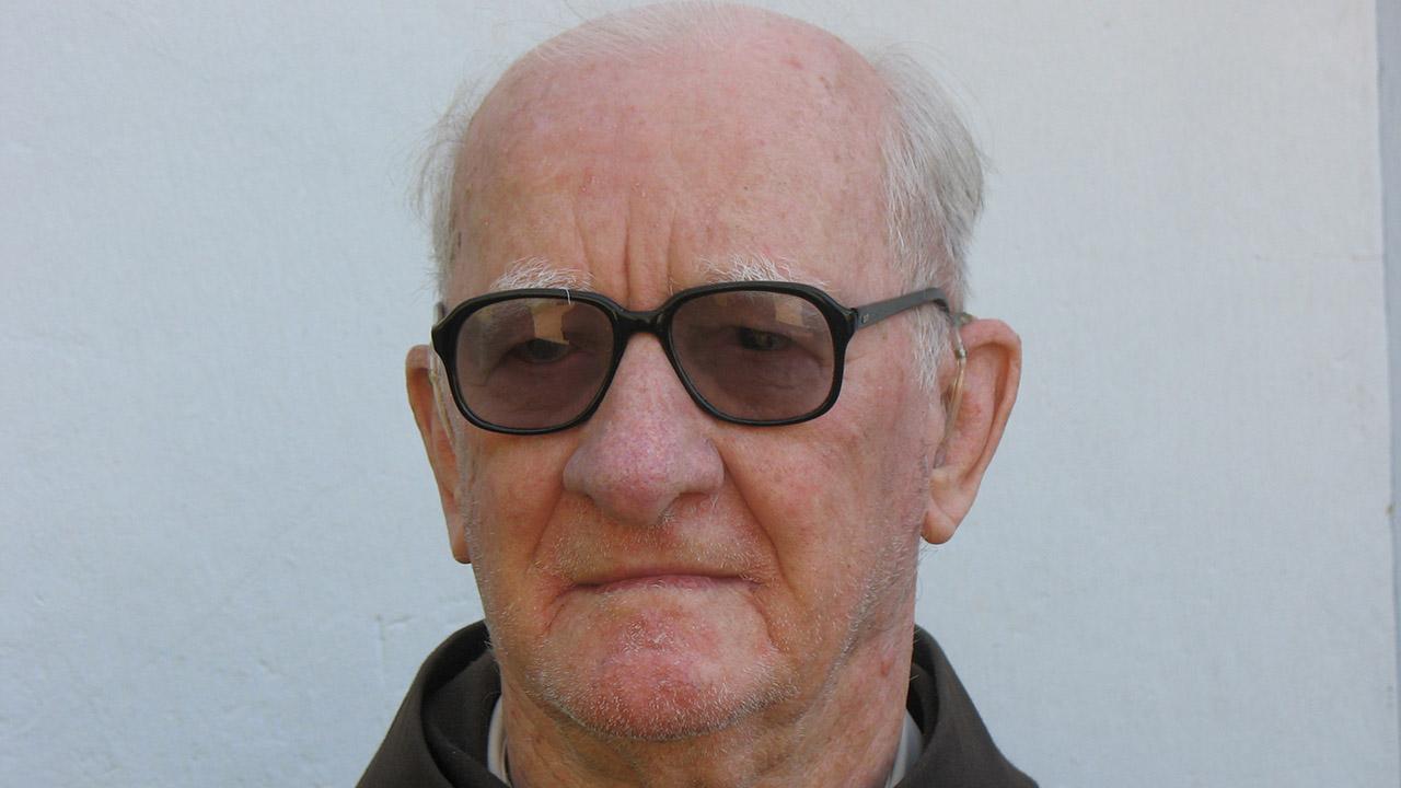 Morre Frei Abel, o frade centenário da Província