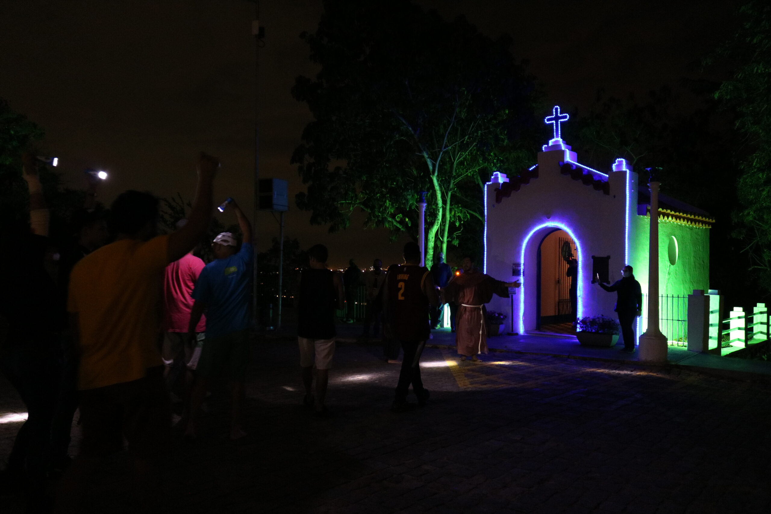 """Festa da Reconciliação: Vila Velha se transforma na """"cidade de Assis"""""""