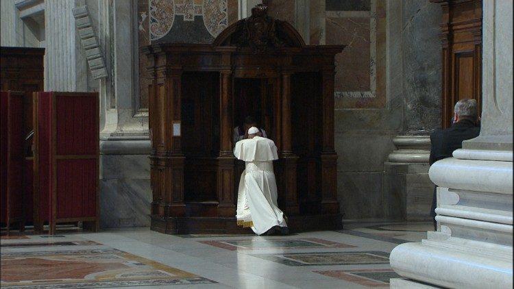 Um novo olhar sobre a confissão, o sacramento da alegria