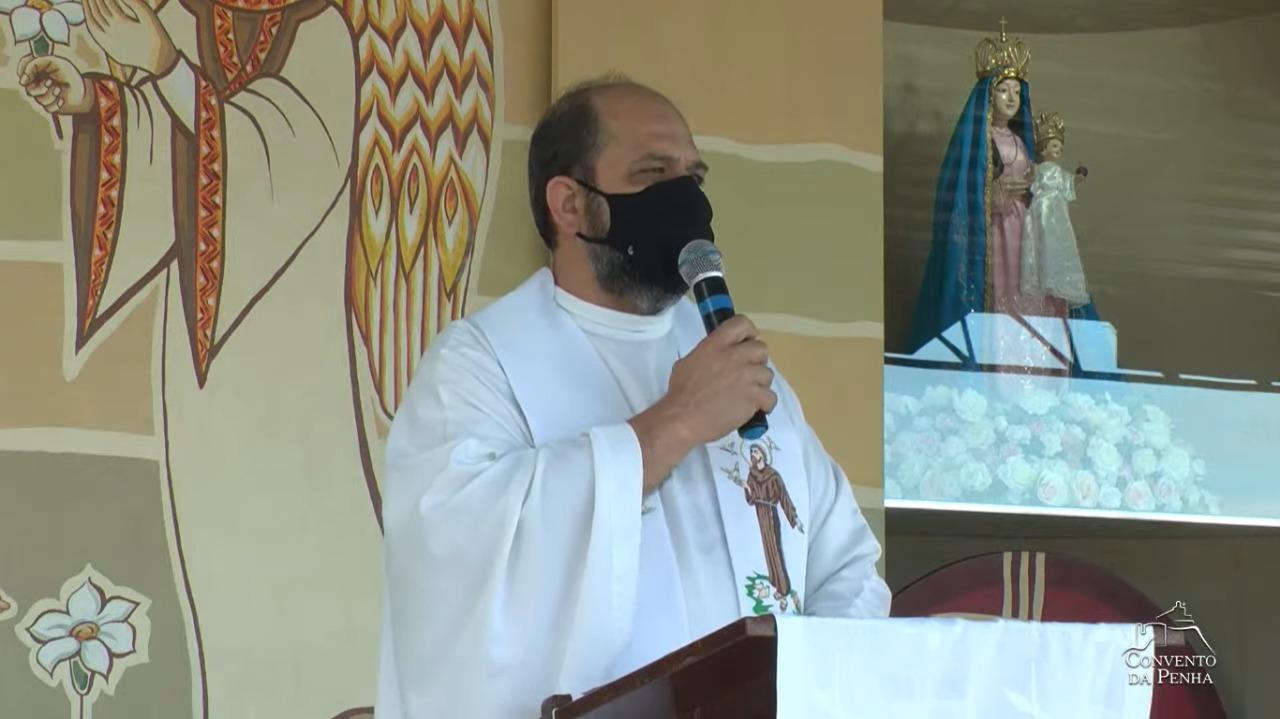 """Frei Paulo: """"Como Frei Galvão, somos chamados a ser 'Missionários da Caridade'"""""""